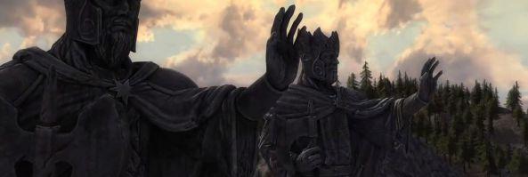 Riders of Rohan csúszás + harci lovak,epikus történet