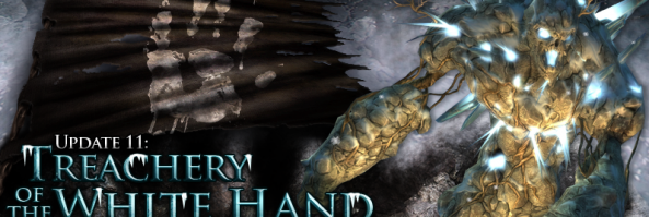 LotRO: Update 11: Treachery of the White Hand