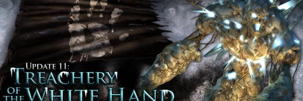 LotRO: Update 11: Treachery of the White Hand