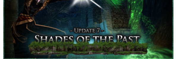 The Lord of the Rings Online: Update 7: Shades of the Past