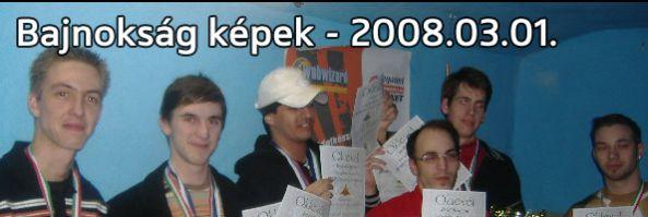 Bajnokság képek – 2008. Március 1.
