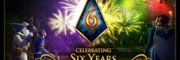 Lord of the Rings Online 6. születésnap!